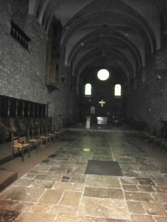 Abbaye de Tamié - L'Eglise intérieur c.jpg