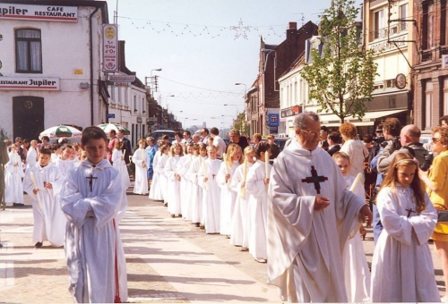 1992 - Communion Solennelle - Abbé Chuffart.jpg